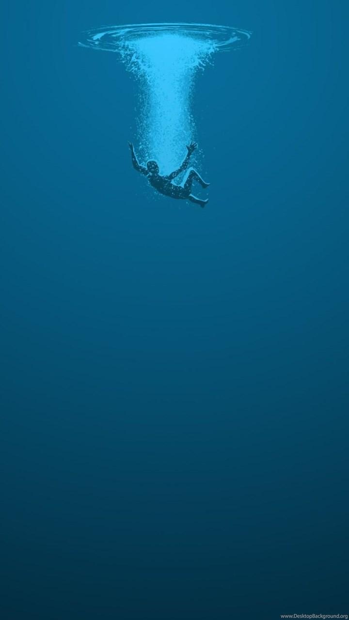 Hd Bubbles Wallpaper Download Deep Sea Wallpapers Wallpapers Cave Desktop Background