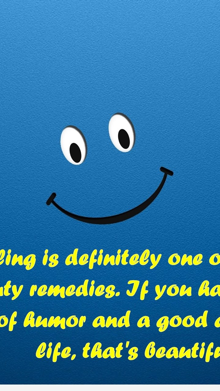 Samsung S6 Wallpaper Quotes Smile Quotes Wallpapers And Images Be Happy 2015 Desktop