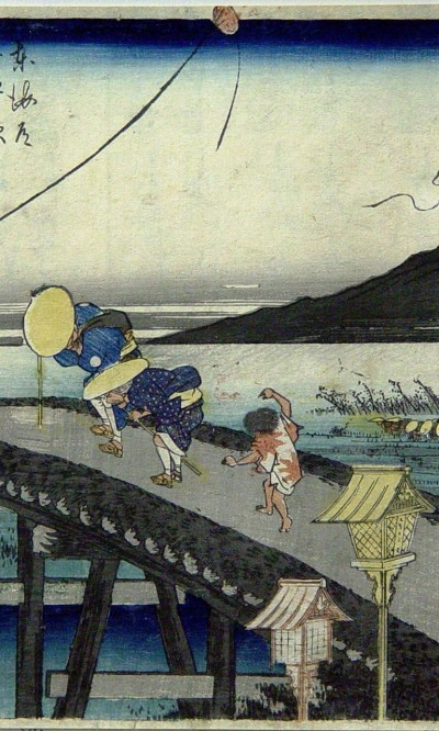 Ukiyo e Wallpapers Desktop Background