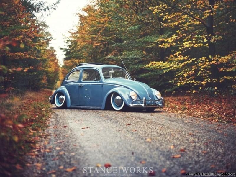 Car Wallpapers For Iphone 3gs Classic Car Volkswagen Beetle Wallpapers Desktop Desktop