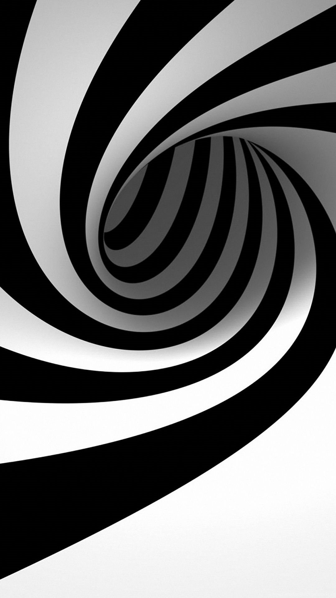 3d Illusion Wallpapers Hd 3d Black And White Iphone 6s Wallpapers Hd Desktop Background