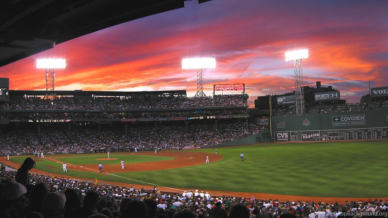 Hd Wallpapers For Mobile Free Download 480x800 Wallpapers Boston Red Sox Fenway Park 1600x900 Desktop