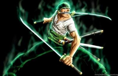 Roronoa Zoro One Piece Wallpapers Wallpapers Desktop Background