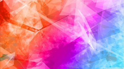Abstract Polygonal Colorful Backgrounds HD Desktop Wallpapers ... Desktop Background
