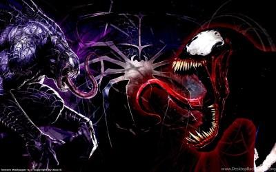 Venom Vs Carnage Wallpapers
