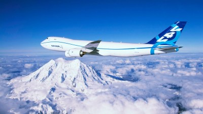 Wallpapers Boeing 747 In Ice Mountain HD Wallpapers Desktop Background