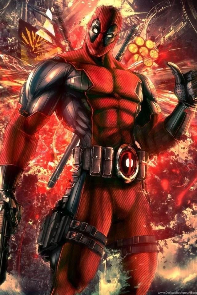 Marvel Super Heroes 3d Wallpaper Iphone 4s 4 Deadpool Wallpapers Hd Desktop Backgrounds