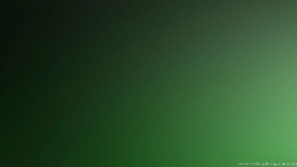 HD Backgrounds Dark Green Color Gradient Solid Bright Light