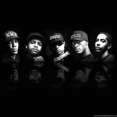 STRAIGHT OUTTA COMPTON Rap Rapper Hip Hop Gangsta Nwa Biography ... Desktop Background