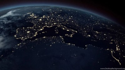 Astronomy HD Wallpaper Earth At Night From Space Wallpapers and Pictures.jpg Desktop Background