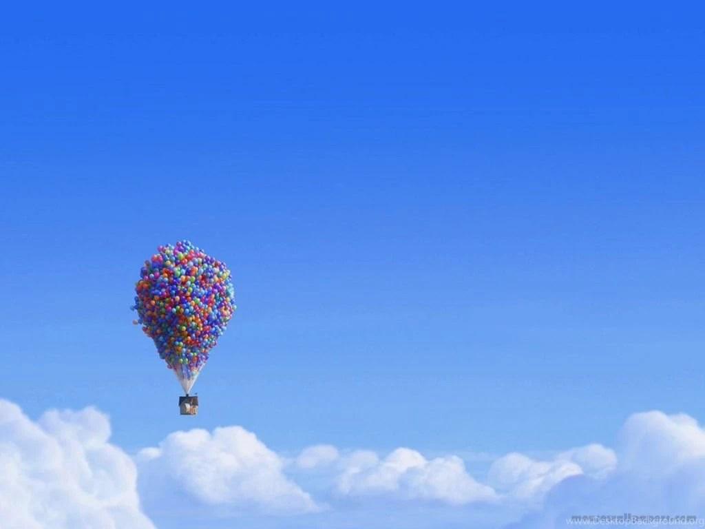 Resolution Wallpaper Hd Disney Wallpaper Up House Ballons Normal Jpg Desktop