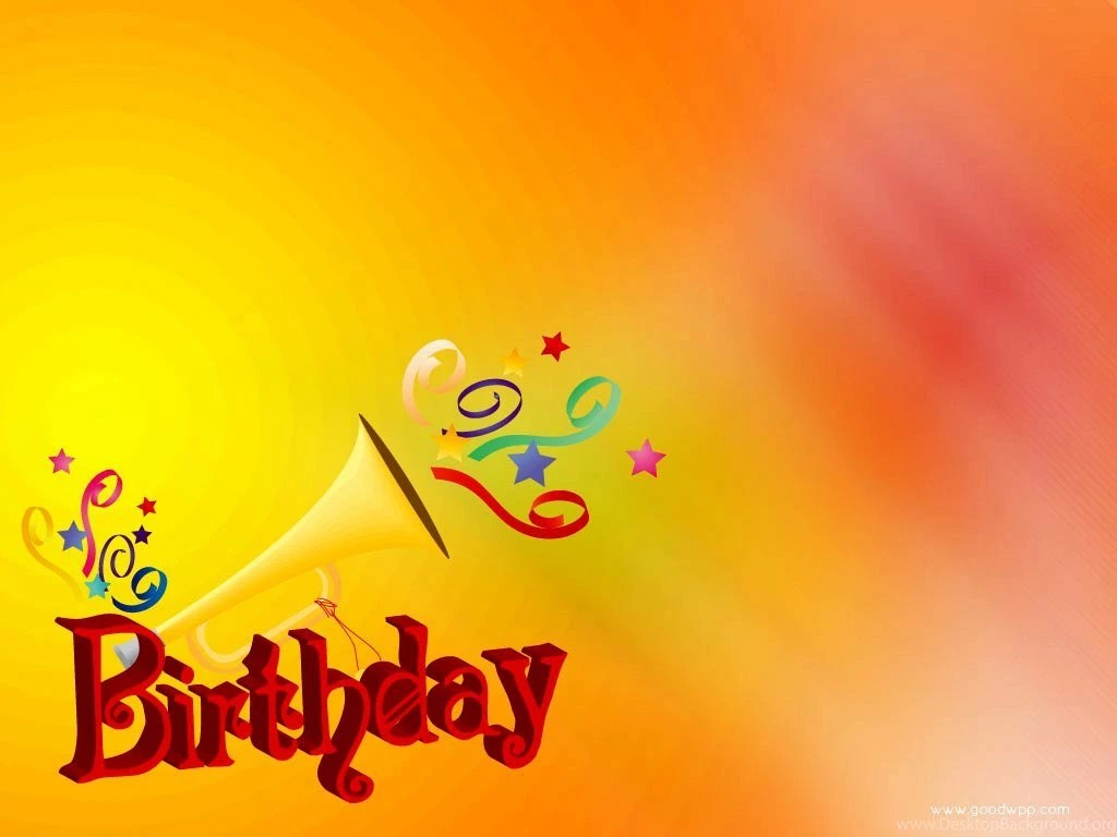 3d Wallpaper For Netbook Happy Birthday Colour Full Hd Wallpapers Desktop Background