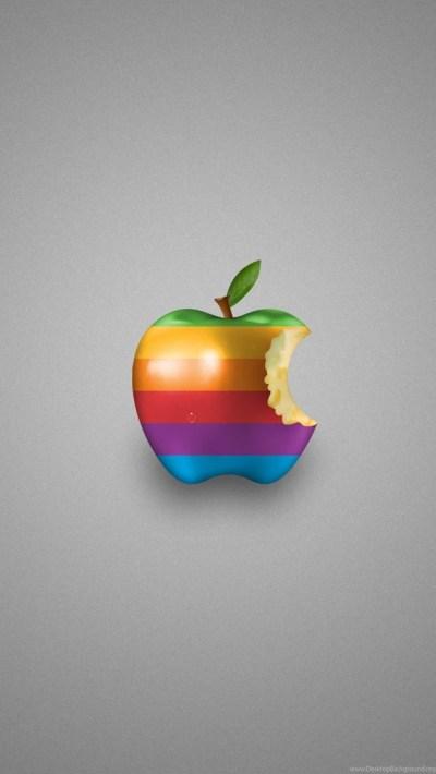 Cool Apple Logo (16) iPhone 5 Wallpapers Desktop Background