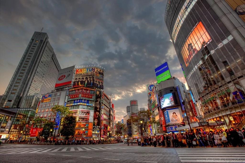 Lavender Color Wallpaper Hd 4k Wallpapers City Japan Sunset Shibuya 5616x3744