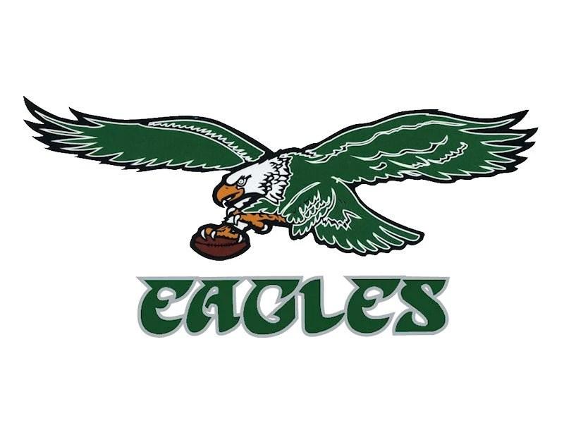 Iphone X Philadelphia Eagles Wallpaper Eagles Throwback Logo Desktop Background