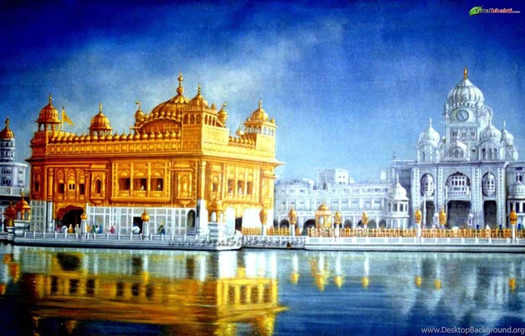 Sikh Wallpapers Hd For Iphone 5 Golden Temple Wallpapers Wallpapers Zone Desktop Background