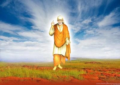 Sai Baba HD Wallpapers, Shirdi Sai Baba HQ Photos Desktop Background