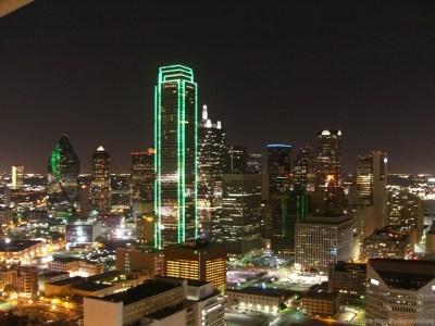 Dallas Skyline Wallpapers Wallpapers Zone Desktop Background