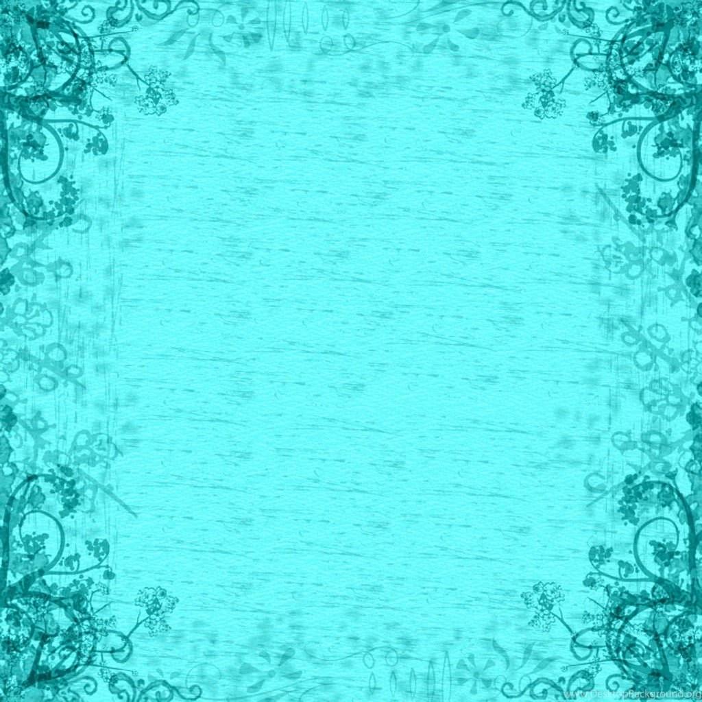 Lavender Color Wallpaper Hd Vintage Teal Floral Wallpapers Free Desktop Background