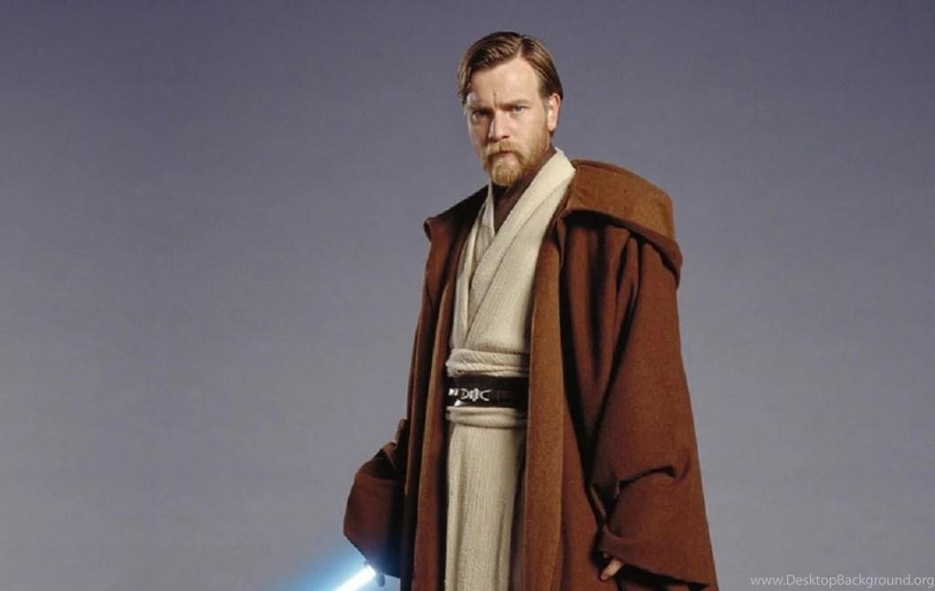 Lightsaber Iphone Wallpaper Star Wars 8 Ewan Mcgregor Returns As Obi Wan Kenobi