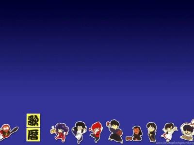 Ranma 1/2 Wallpapers Desktop Background
