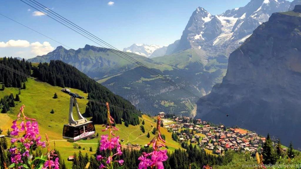 Fall Wallpaper Ipad Mini Hd Swiss Alps Wallpapers Desktop Background