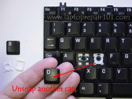 Describe Enhanced Keyboard And Its Segments