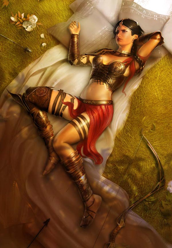 Farah - Prince of Persia (The Two Thrones)