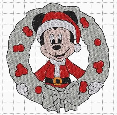 Mickey Navidad