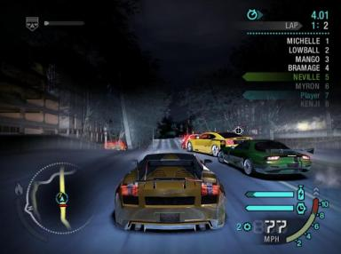 need for speed carbono2