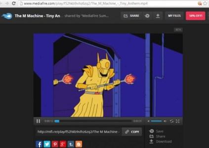 mediafire-media-streaming