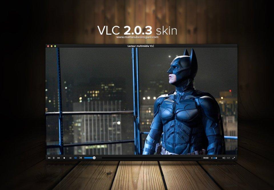 VLC 204 skin