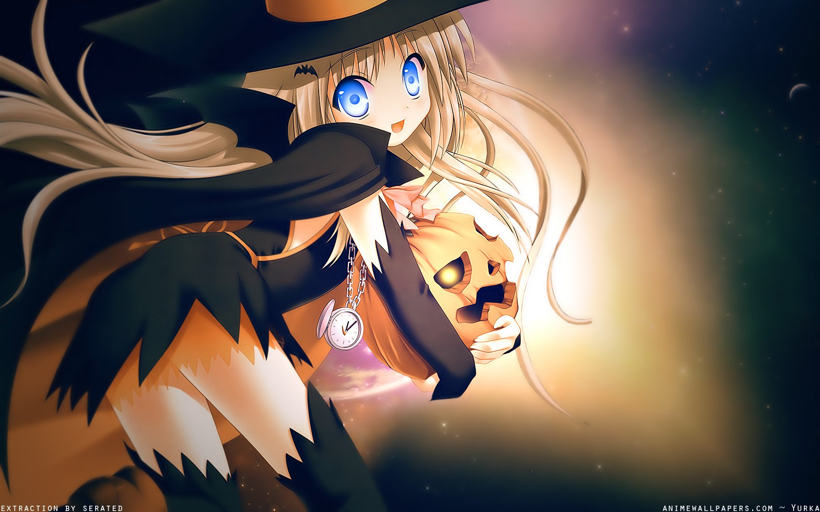 Usa Anime Girl Wallpaper 1920x1080 Descarga Fondos De Pantallas Anime Especial Halloween