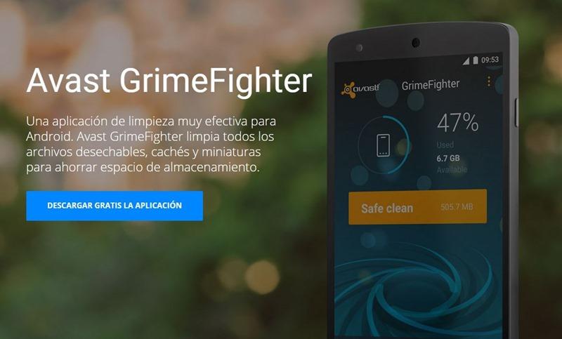 Avast GrimeFighter