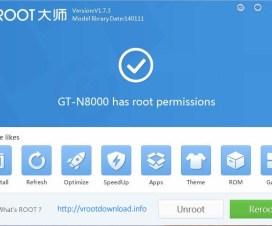 vroot-screenshot