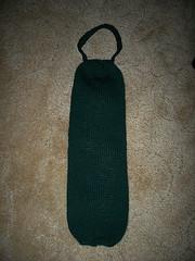 Crochet Bag Dispenser {free pattern}