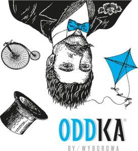 Add Some Fun to Your Holiday Cocktails with Oddka Vodka