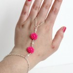 Boho Hand Chain