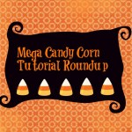 101+ Awesome Candy Corn Tutorials {roundup}
