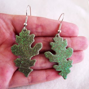 Easy Autumn Earrings