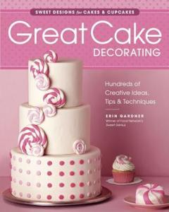 Great Cake Decorating Book Review