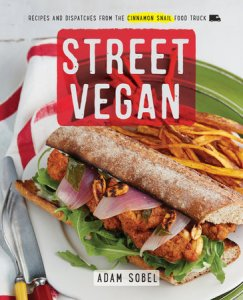 Book Review: Street Vegan by Adam Sobel
