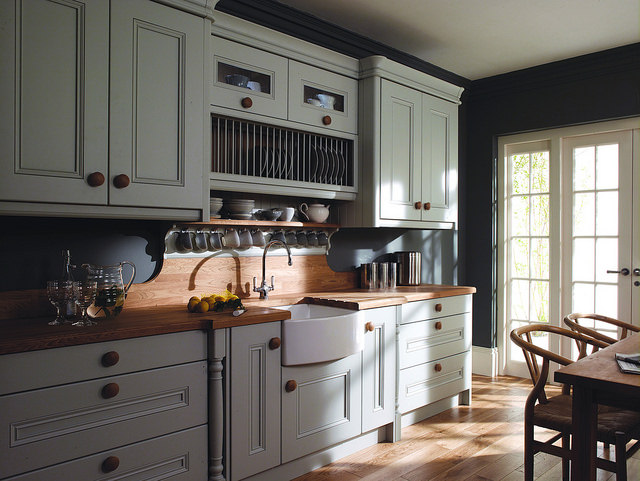 5 Easy Steps To A Beautiful & Rustic Kitchen