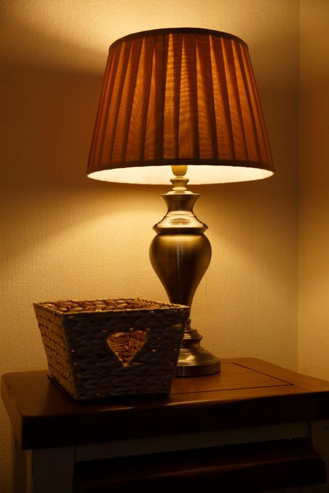 lit-table-lamp