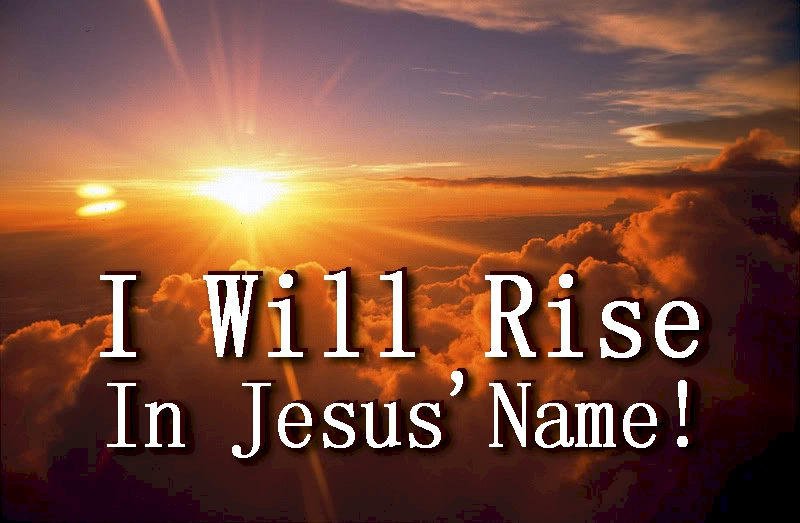 Download Wallpapers Of Good Quotes Easter Sermon I Will Rise With Free Powerpoint Sermon