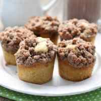 Coffee Cake Muffins (+ More Coffee Cake Recipes)