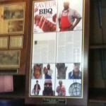 Scott's BBQ Display, Hemingway, SC