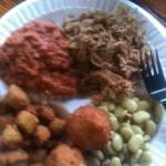 Mamma Brown's BBQ - Plate
