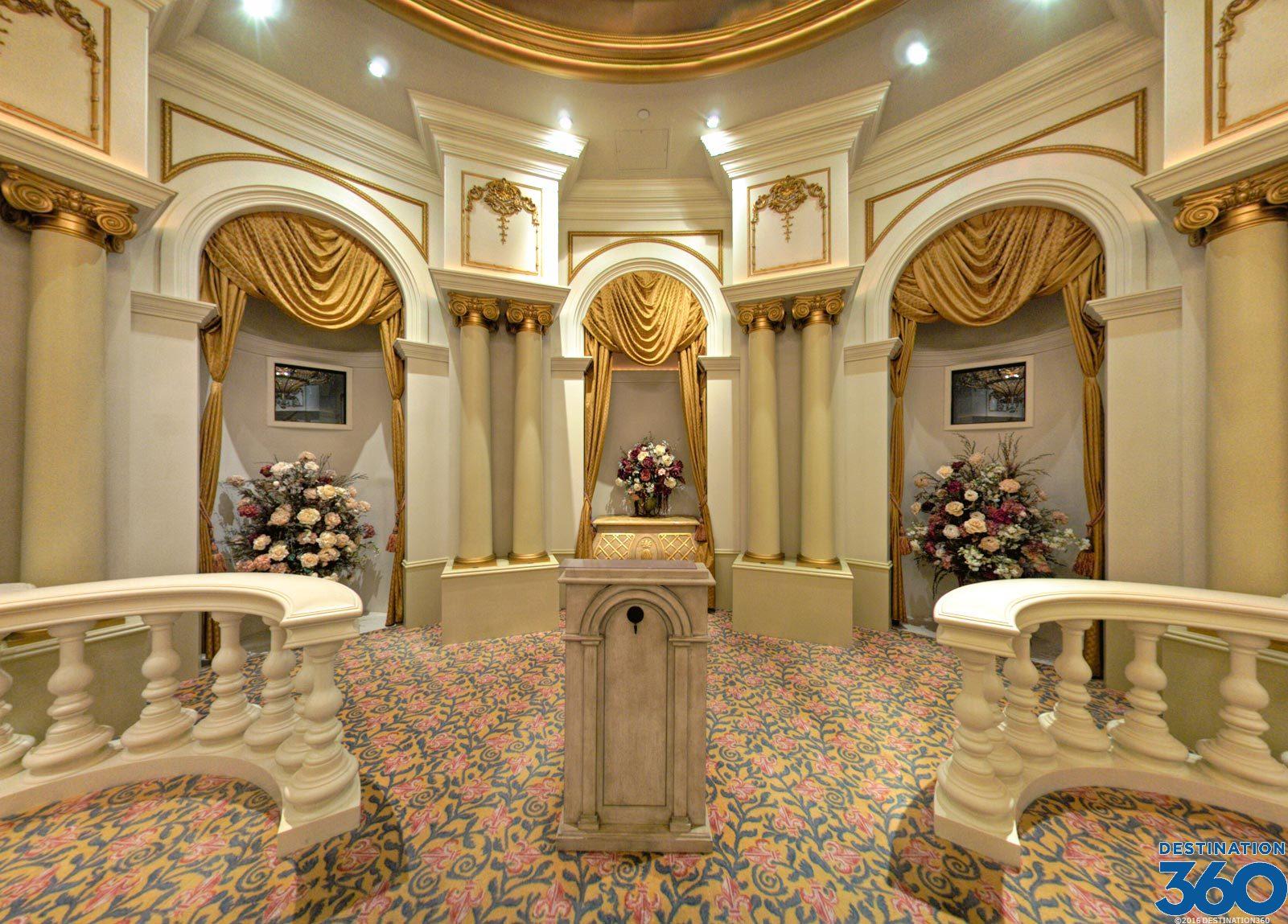 paris wedding chapels vegas wedding chapels