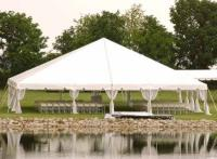 Destination Events 40X40 Frame Tent
